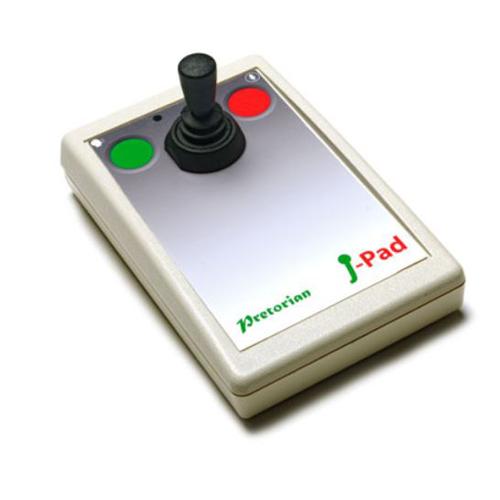 J-PAD Joystick für iPad®, iPod® und iPhone®