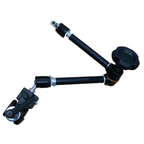 Dreigelenkhalter m. Rohr- & Tischklemme HidrexFlex