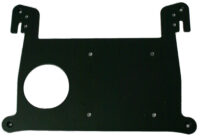 Halteplatte NEOS10 beschichtet ohne Klappständer