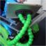 Flexzi 2-Halterung für iPad und Tablet-PC in grün