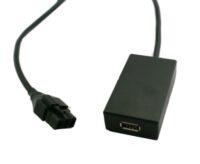 Rollstuhl USB Lade-Adapter interner Stecker 24V/5V für R-Net Steuerung