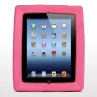 BigGrip iPad Griff- und Sturzrahmen  pink