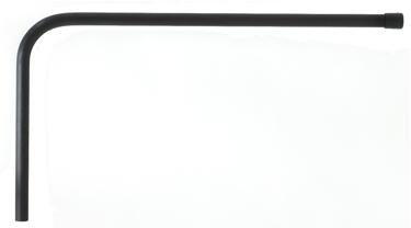 Bodypoint Schwenkarm L-Form für Midline-Montage