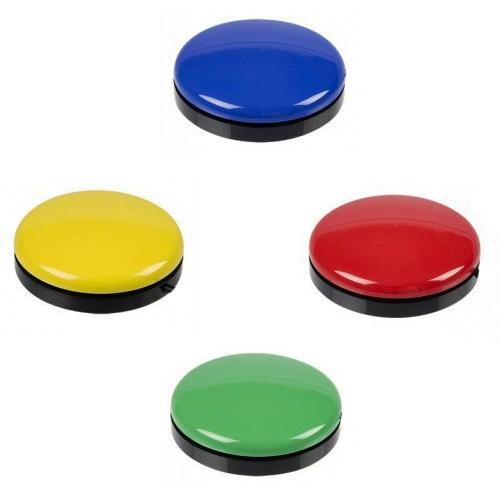 Big Buddy Button Ø 115 mm, verschiedene Farben
