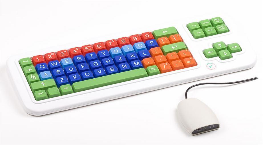 Clevy II Tastatur Wireless ohne Empfänger