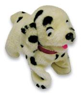Adaptiertes Spielzeug/Dalmatiner
