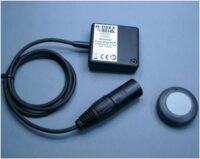 Funkstop für Rollstühle mit  XLR-Stecker