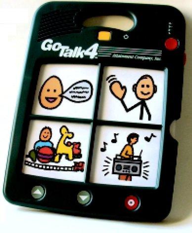 GoTalk 4+ Kommunikationshilfe