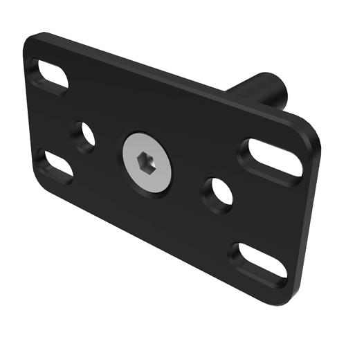 Montage Adapter Universal #1 mit Zapfen HidrexFlex