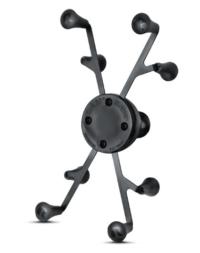 "X-Grip II Universal Halteklemmer f. 7"" Tablets mit 1"" Kugel"