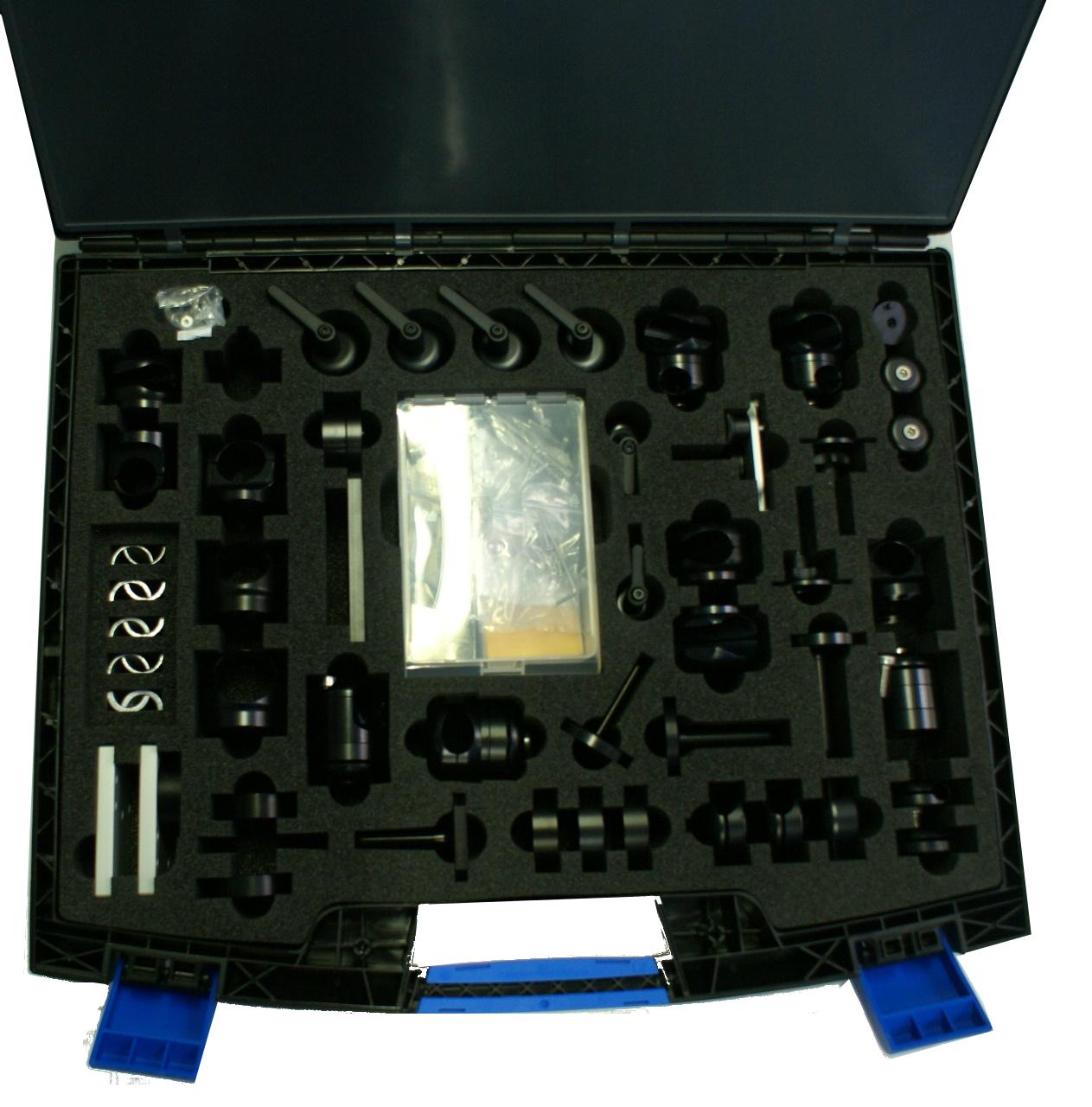 HidrexFlex Koffer RSST & Umfeld bestückt