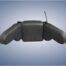 Hinterhaupt- oder Kopfsteuerung 5-Tasten