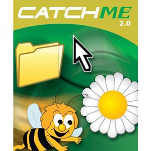 Lifetool Software CatchMe 2.0 Mauslernprogramm auf USB-Stick