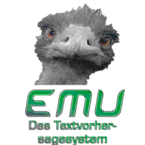 EMU-Wortvorhersage, deutsch