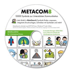 METACOM8 Symbolsammlung