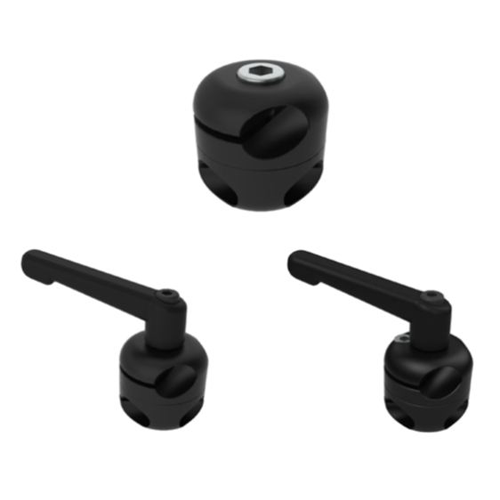 Verbindungsknoten Ø 10 mm auf Ø 10 mm verschiedene Modelle HidrexFlex