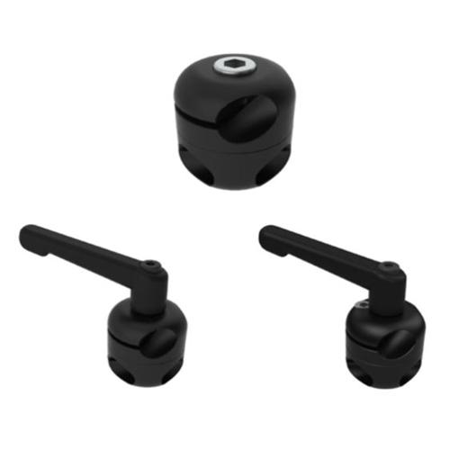 Verbindungsknoten Ø 16 mm auf Ø 10 mm verschiedene Modelle HidrexFlex