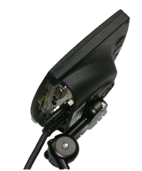 Adapter für Omni Display mit Zapfen Ø 10mm HidrexFlex