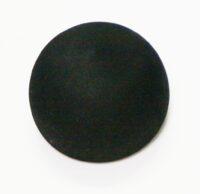 Joystickgriff Softball schwarz mit Konus