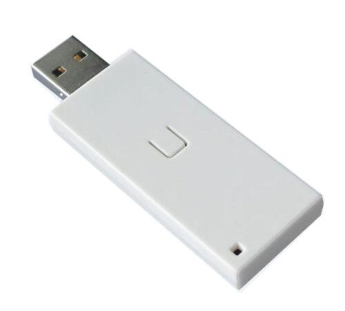 USB Stick RX09 64-Kanal weiß