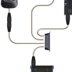 R-Net Verteiler-Sockel
