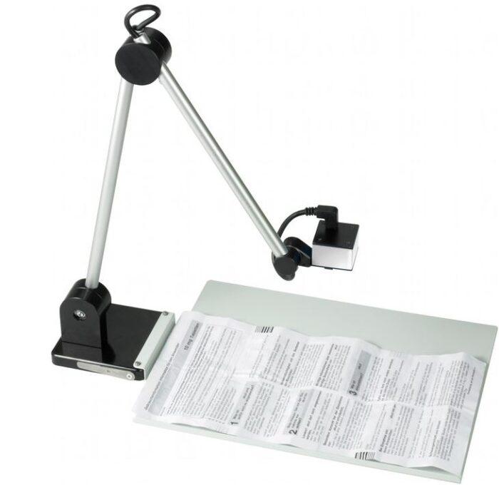 Scan2Voice-AF Portables Bildschirm- Lesegerät für Sehbehinderte