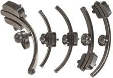 Rotationshardware AXION,  verschiedene Modelle