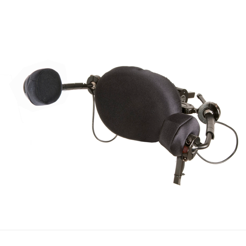 DualPro analog/digital Hinterkopfsteuerung 3 Sensoren kleine Form inkl. Schrauben