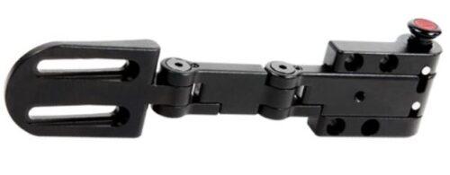 Halterung Adduktionspelotte links für Oberschenkel/ Becken ohne Polster/Halteklammer