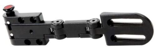Halterung Adduktionspelotte rechts für Oberschenkel/ Becke ohne Polster/Halteklammer