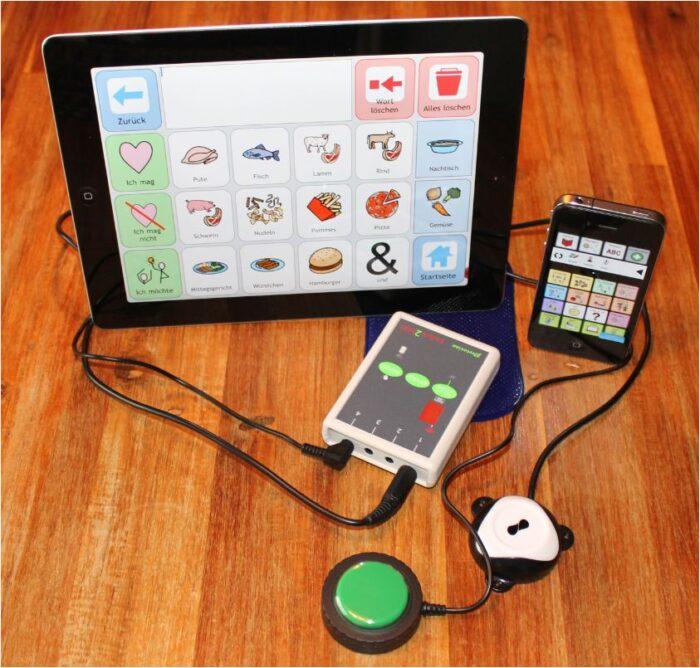 ipad Applicator Scanmodul für Apple®