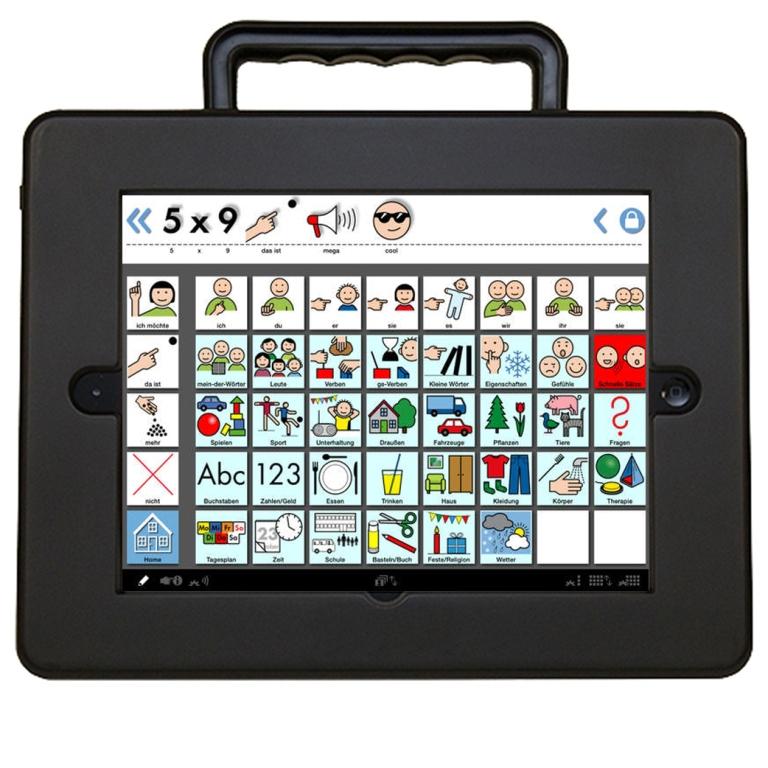 AssistivePad Kommunikator