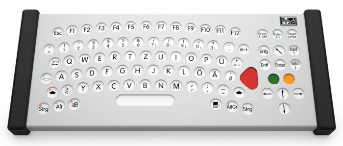 ABP GFT Classic ohne Nummernblock lichtgrau rechts