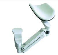 ErgoRest Unterarmstütze Standard Auflage: Kurz/Tischklemme: Groß