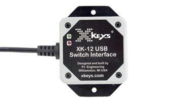 X-Key USB Switch Interface
