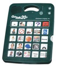 GoTalk20+ Kommunikationshilfe