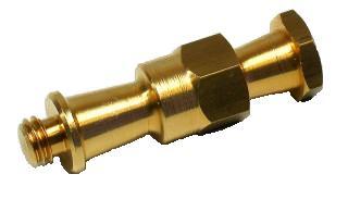 Adapter für Schwanenhals ->Rohr-Tischkl.