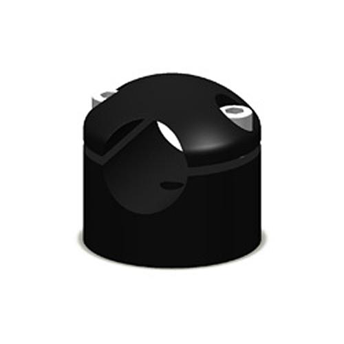 Rahmenklemme rund Ø 26 mm geschlossen HidrexFlex