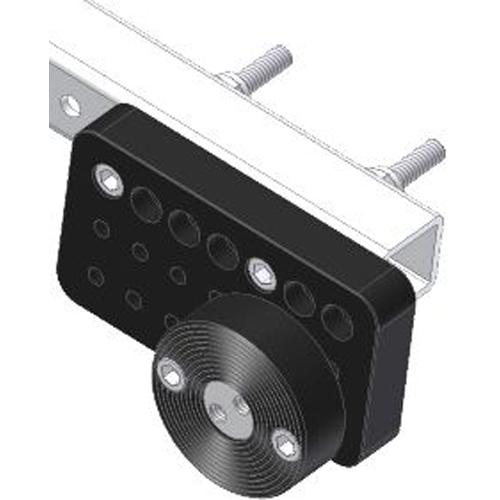 Daessy-Adapter für 4-Kant-Rohrrahmen