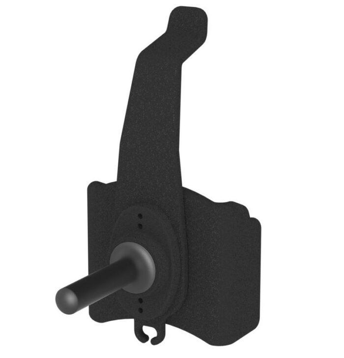 Geräteadapter iPhone 4/4S mit Zapfen Ø 10mm