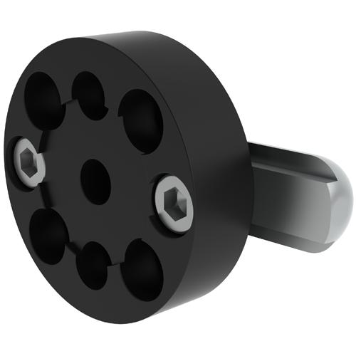 HidrexFlex M3D-Rahmenadapter T-Nut 16 mm x 6,5 mm, C-Profile 1
