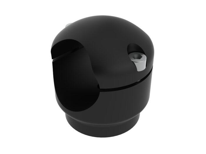 Rahmenklemme Ø 41 mm geschlossen HidrexFlex