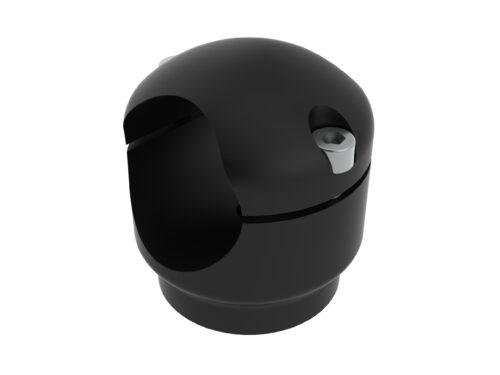 Rahmenklemme Ø 43 mm geschlossen HidrexFlex