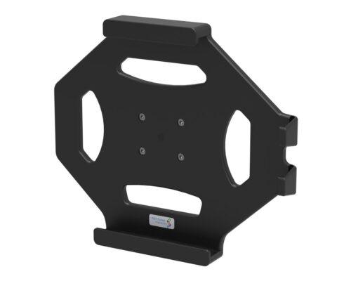 Geräteaufnahme Defender Case iPad Air auf iDevice