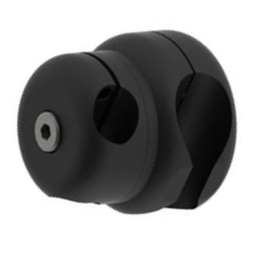 Rahmenklemme mit Ø 22 mm offen mit Basis Ø 16 mm HidrexFlex