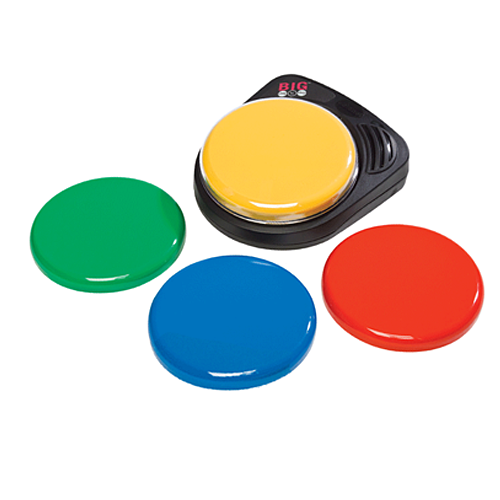 BIG Step-by-Step mit Ebenen multicolor