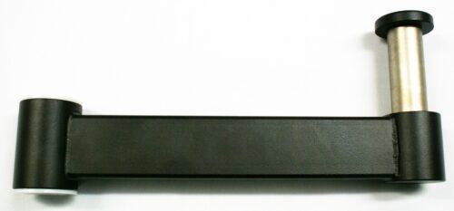 Verlängerungsarm RehaCaddy 300 mm Länge mit 70 mm Bolzen
