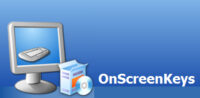 OnScreenKeys Bildschirmtastatur verschiedene Ausführungen