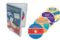 Boardmaker Win - v.6 mit Addendum-Bundle