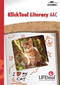 KlickTool Literacy AAC - Kommunikationssoftware 1er - Lizenz